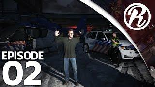 [GTA5] OP HET LAATSTE MOMENT TOCH GEPAKT?! - Royalistiq | The Hunt #2