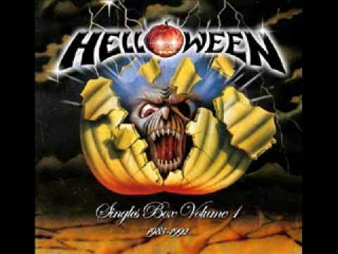 Helloween -  Cry for Freedom 1985