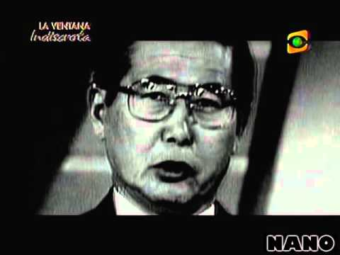 Alberto Fujimori: Terrorismo guerra de baja intensidad 2