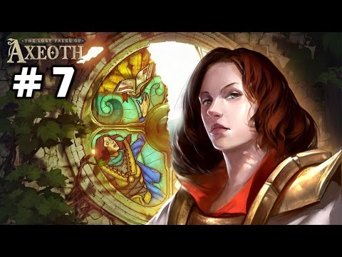 Might & Magic Heroes VII: Lost Tales of Axeoth - Part 7 (Genevieve and Pherlon - Map 5)