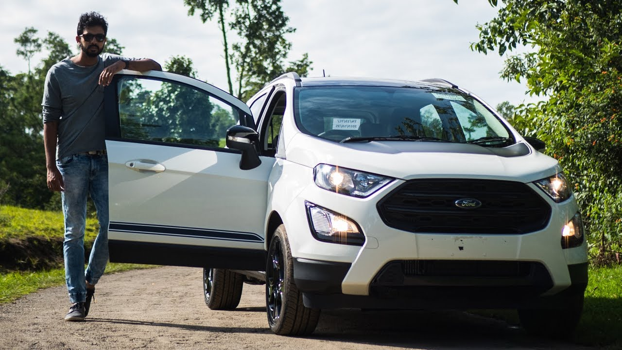 Ford EcoSport Thunder – Most Fun Compact SUV | Faisal Khan