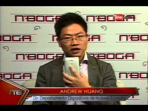 Huawei presenta smartphones Mate 8 y G8