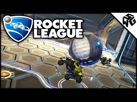 I've Been Practicing Those!! :: Rocket League - Ranked Solo 3v3's thumbnail