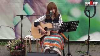 [Vietsub] JUNIEL - Lost Stars @ Picnic Live {Banila Team}