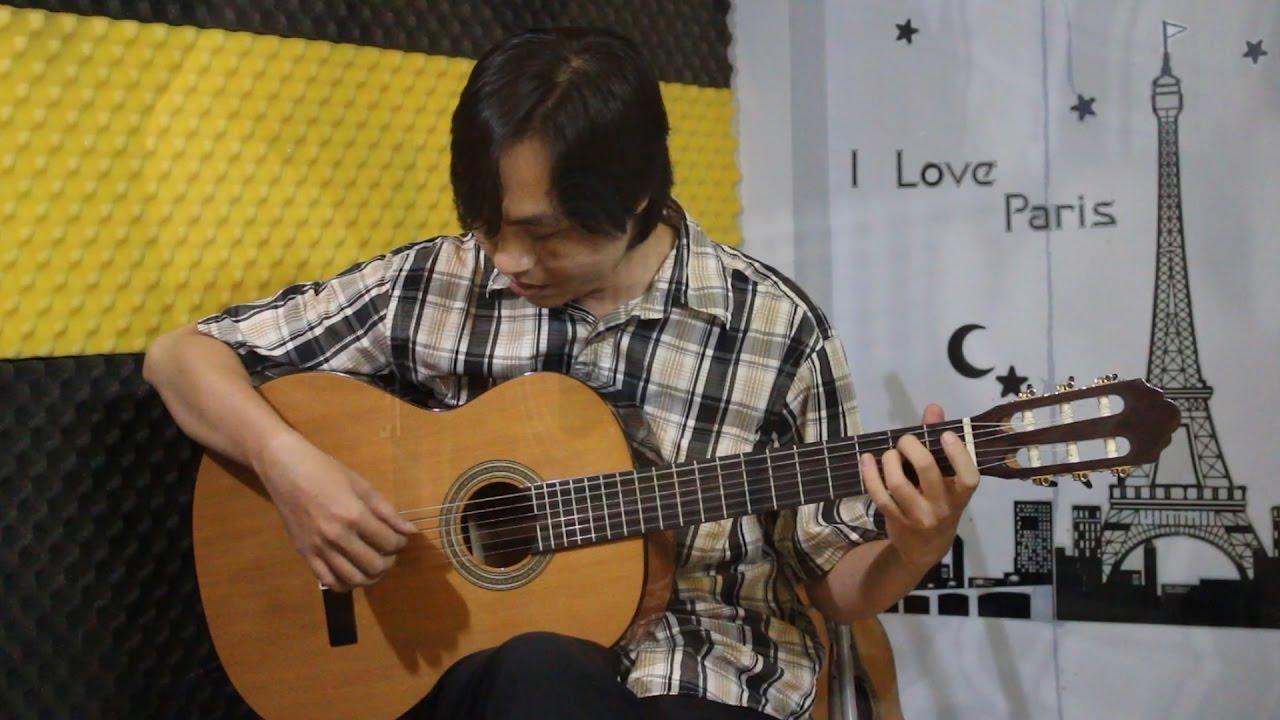 Anh Cứ Đi Đi (Hari Won) – Guitar solo (Fingetsyle) – Guitar Cover Nguyễn Bảo Chương