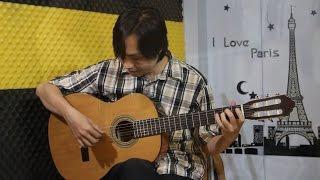 Anh Cứ Đi Đi (Hari Won) - Guitar solo (Fingetsyle) - Guitar Cover Nguyễn Bảo Chương