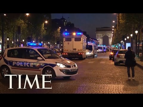 What To Know About The Paris Champs-Elysees Shooting Claimed By ISIS | TIME