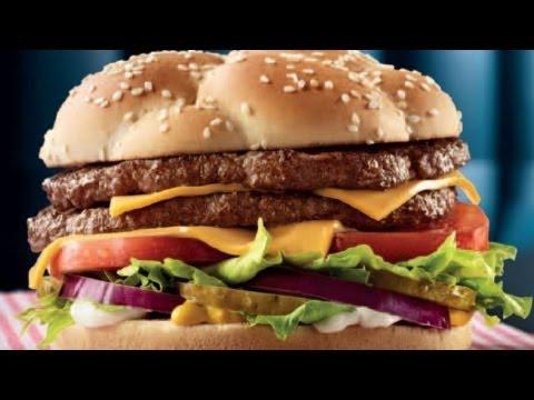 FFD #182-184 McDonald's New York Beef Classic / Chicken Hawaii / Frytki Amerykańskie - vlog