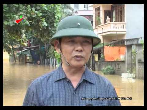 Đài phát thanh   truyền hình Yên Bái   Thời sự chính trị  Tổng hợp tình hình bão lũ trên địa bàn tỉnh Yên Bái