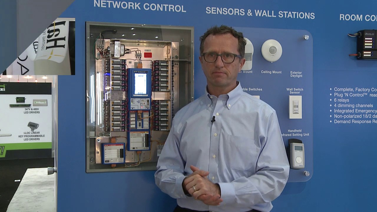 douglas lighting controls dialog room controller