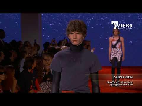 CALVIN KLEIN New York Fashion Week Spring/Summer 2019