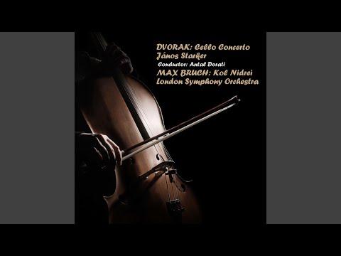 Cello Concerto In B Minor, Op. 104 B. 191: I. Allegro