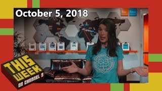 Microsoft Ignite Wrap Up, Launch of Microsoft Learn, PyTorch and more!