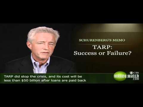 TARP: Success or Failure?