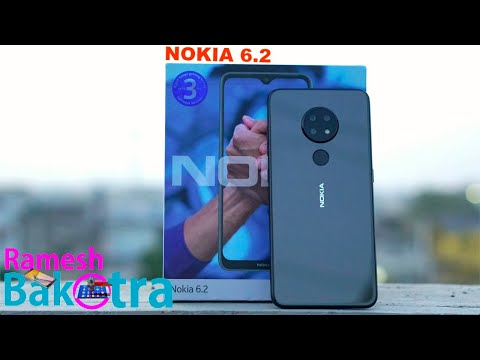 Nokia 6.2 Unboxing and Full Review