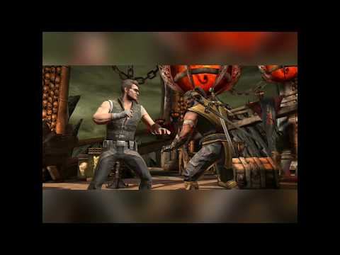 Mortal Kombat Mobile Unlocking Hanzo Hasashi Scorpion