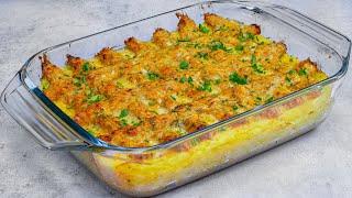Выложите слой картофеля и откажитесь от классических котлет Лучший рецепт с фаршем Appetitno TV