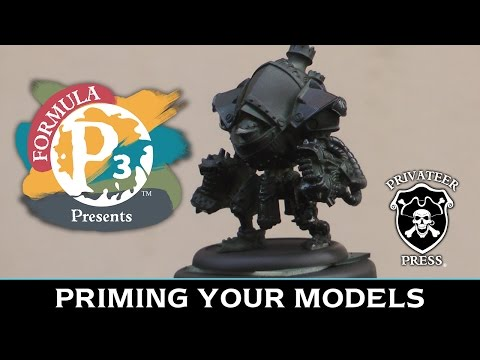 Formula P3 Presents: Priming Your Models