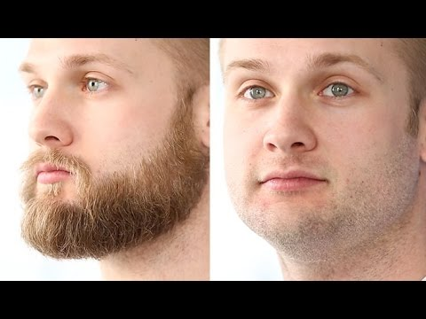 how to shave your beard if you must youtube. Black Bedroom Furniture Sets. Home Design Ideas