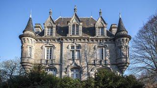 Abandoned Castle Of Mister Marcel Sad Story! He Never Came Back...