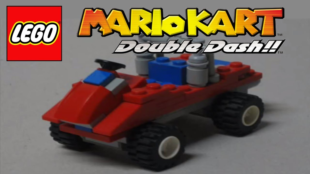 Mario kart double dash red fire