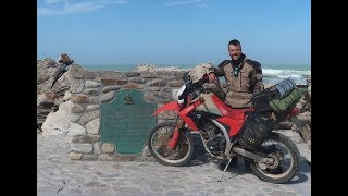 THE END - Africa Motorcycle Tour Part 14 - SOUTH AFRICA
