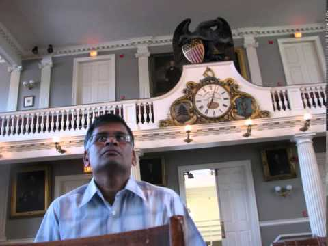 Jeyamohan at Boston - Difference Between Popular and Literary Fiction