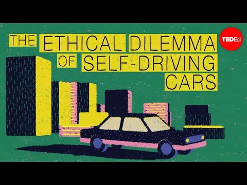 Video image: The ethical dilemma of self-driving cars - Patrick Lin