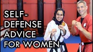 Self-Defense Advice Every Woman Should Hear with Fauzia Lala