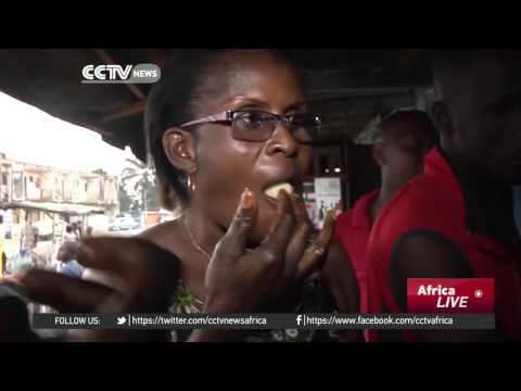 Cote D'ivoire staple food popularity with international customers