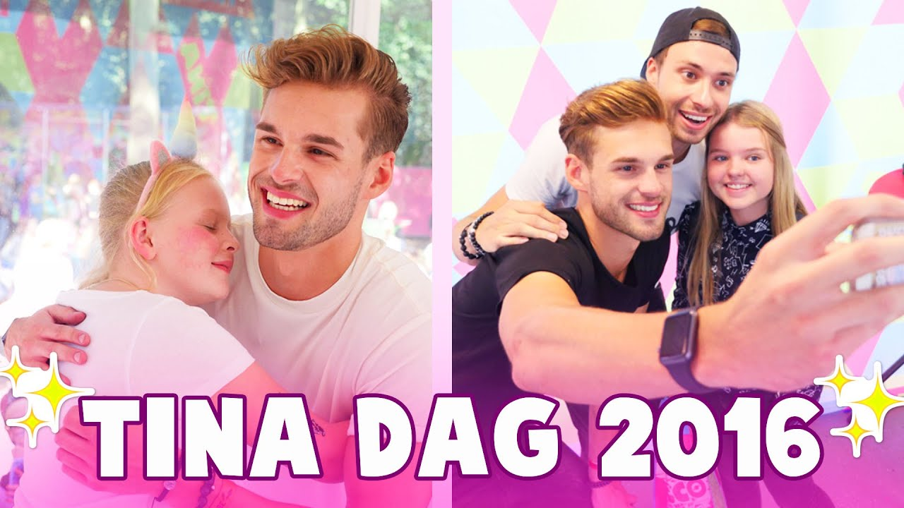 Girlys Blog Tina Dag 2016! | Gewoon Thomas Vlog | - Youtube