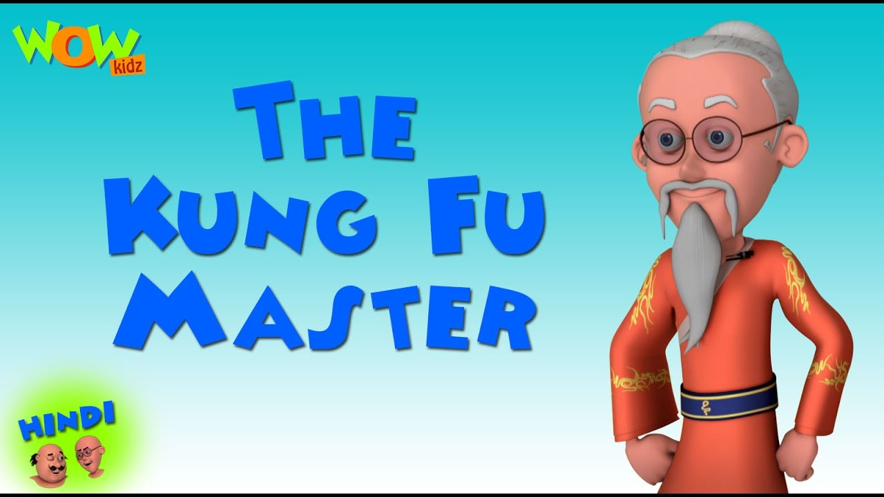 Download The Kung Fu Master - Motu Patlu in Hindi WITH ENGLISH, SPANISH & FRENCH SUBTITLES
