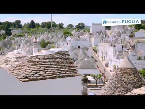 #WeAreinPuglia - Patrimonio Mondiale Unesco