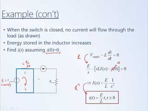 System Dynamics and Control: Module 6e - Boost Converter Modeling Example