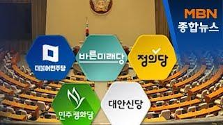 '4+1' 모레 선거법 투표 강행…'깍두기 전술'로 정면돌파[MBN 종합뉴스]