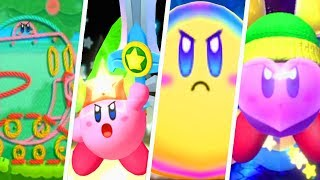 Evolution of Kirby Superpowers (2010 - 2019)