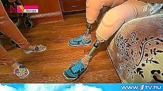 Ваня Воронов встал на ноги и рассказывает о своей мечте.