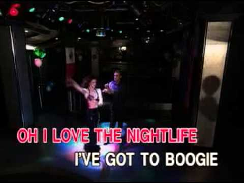 I Love The Nightlife - Alicia Bridges (karaoke)