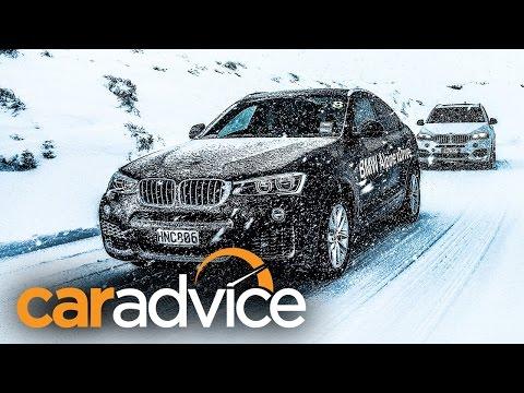 Daredevil Drifting - BMW Alpine xDrive