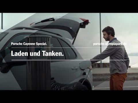 Porsche Cayenne -