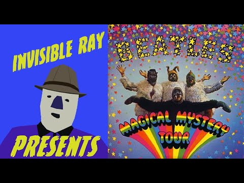 THE BEATLES - MAGICAL MYSTERY TOUR - EP REVIEW