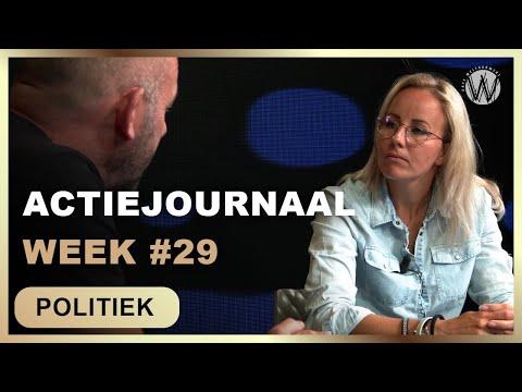 Actiejournaal week 29 - Sanne van Beek met Michel van Reijinga