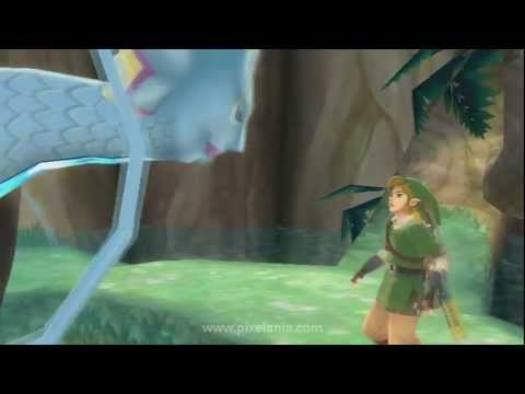 Video Reseña | The Legend of Zelda: Skyward Sword - Pixelania