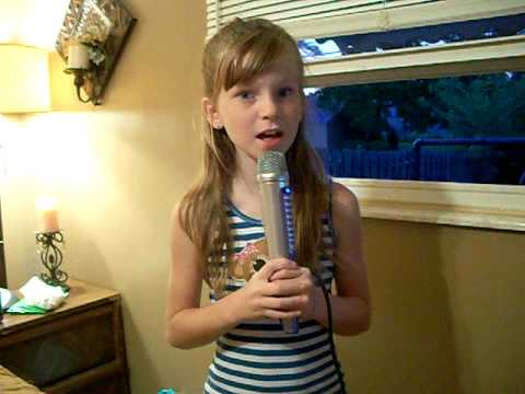 Imagine by Connie Talbot