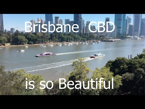 I was not expecting Brisbane to be this beautiful. Still Bikepacking 26