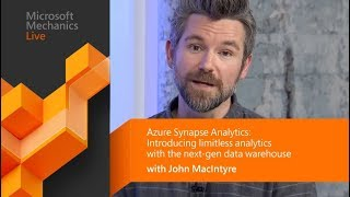Azure Synapse Analytics | SQL, data warehouse, ML, and on-demand compute (Microsoft Ignite)