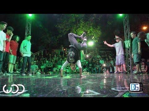 Team Monster vs Beats & Pieces  World of Dance Bay Area 2013  @Dancersglobal
