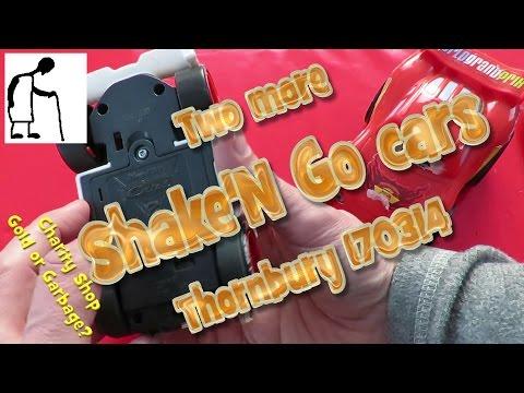 Tear Down - Shake'N Go Toy Car Gearbox