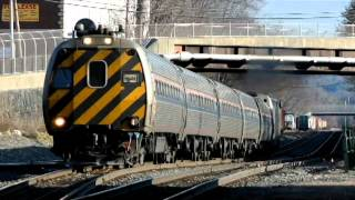 Train Horns and Whistles Compilation Kid Friendly