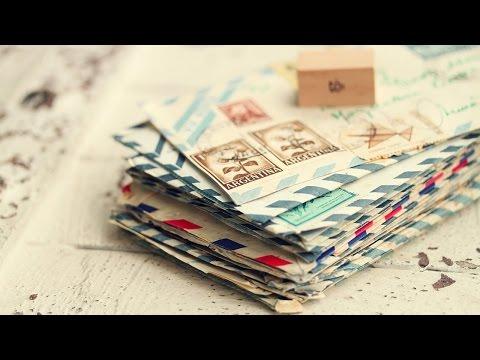 Željudin na zvezi in pismo za vas